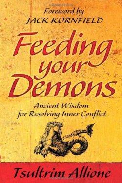 Feeding your Demons av Tsultrim Allione